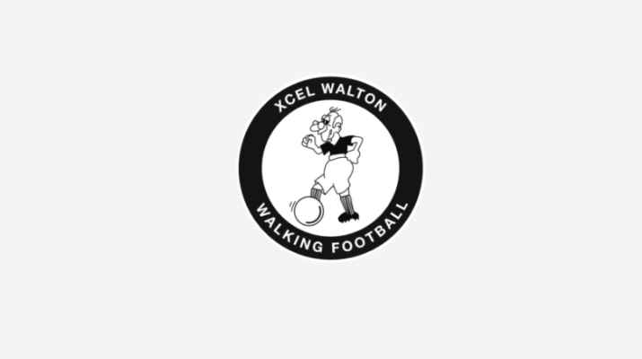 Xcel Walton Walking Football Logosu ©The Walking Football Association
